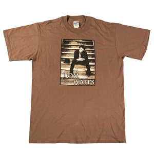 "Vintage Tom Waits ""Stairs"" T-Shirt"