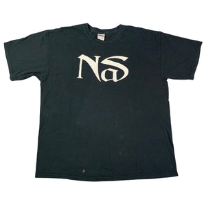 "Vintage Nas ""Hip Hop Is Dead"" T-Shirt"