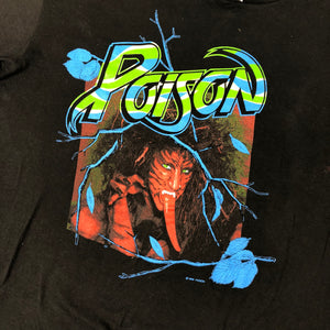 "Vintage Poison ""Open Up And Say Ahh"" T-Shirt - jointcustodydc"