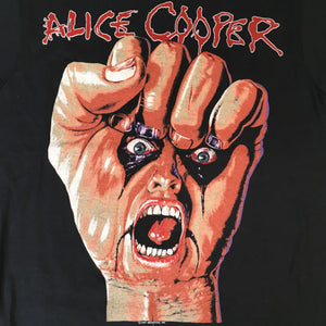 "Vintage Alice Cooper ""Raise Your Fist"" T-Shirt"