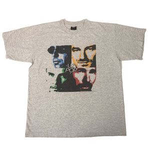 "Vintage U2 ""Pop"" T-Shirt - jointcustodydc"