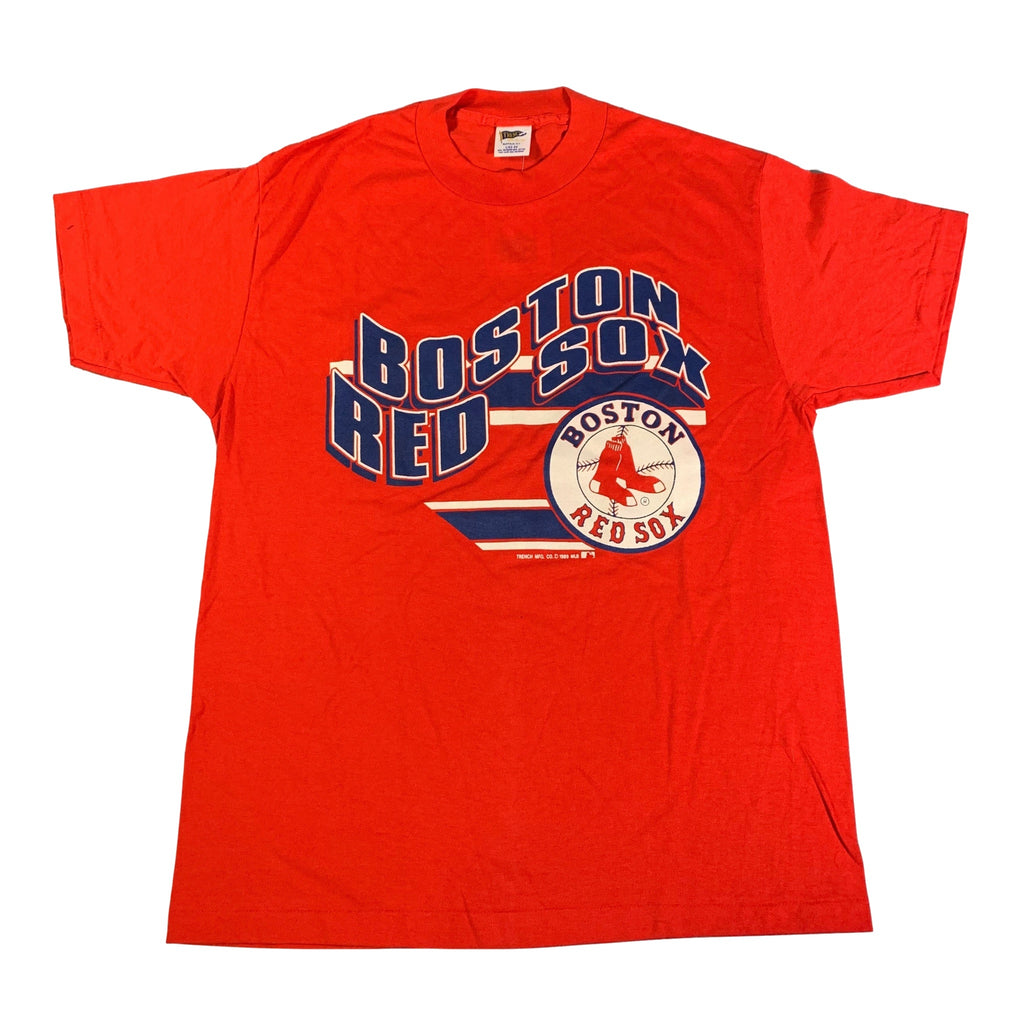 "Vintage Boston Red Sox ""Trench"" T-Shirt"
