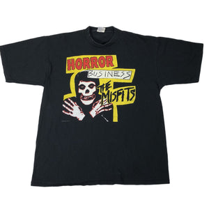 "Vintage The Misfits ""Horror Business"" T-Shirt"