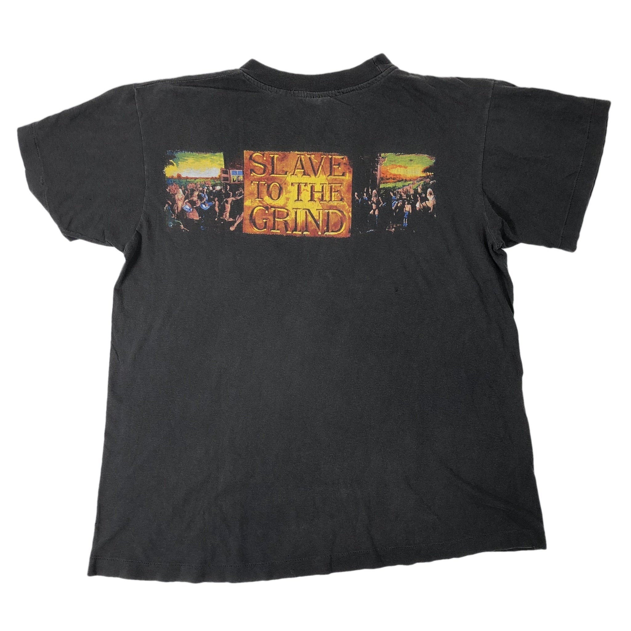 "Vintage Skid Row ""Slave To The Grind"" T-Shirt"