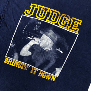"Vintage Judge ""Bringin' It Down"" T-Shirt"