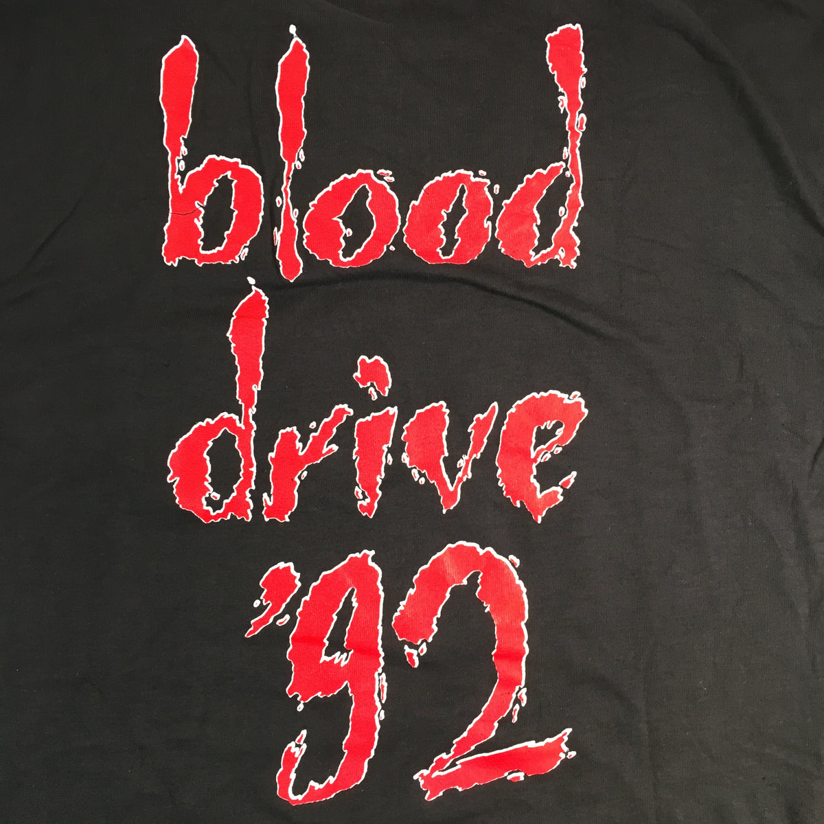 "Vintage Stray Cats ""Blood Drive"" T-Shirt"