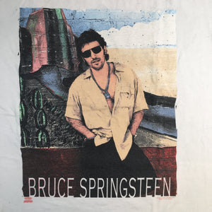 "Vintage Bruce Springsteen ""Lucky Town"" T-Shirt"