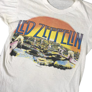 "Vintage Led Zeppelin ""Houses Of The Holy"" T-Shirt - jointcustodydc"