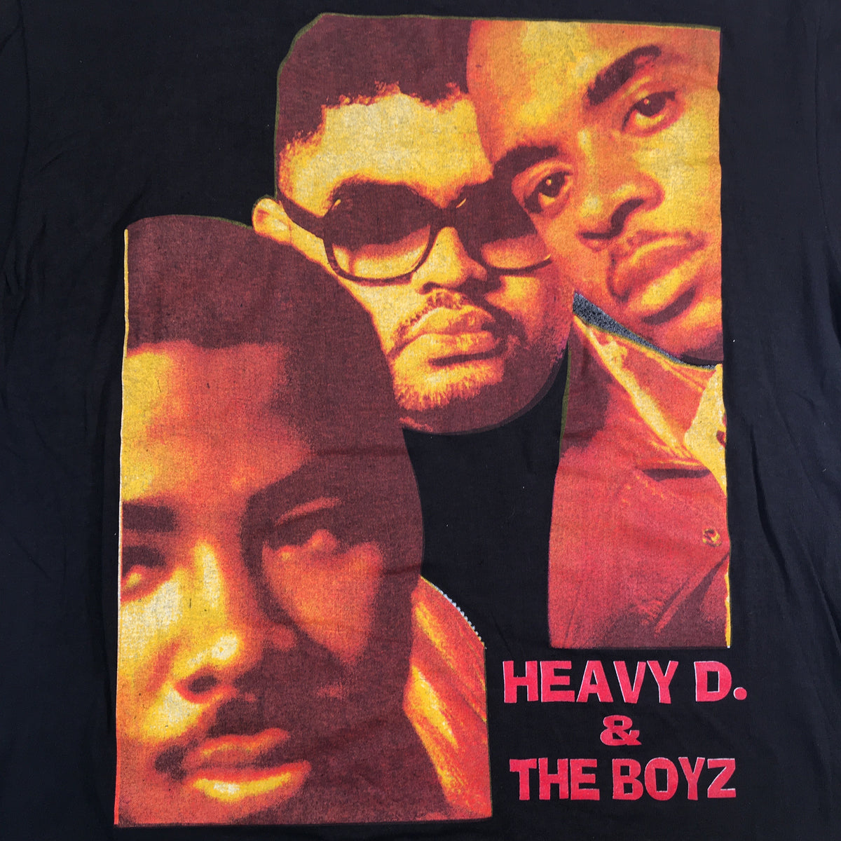 "Vintage Heavy D. & The Boyz ""Nuttin' But Love"" T-Shirt"