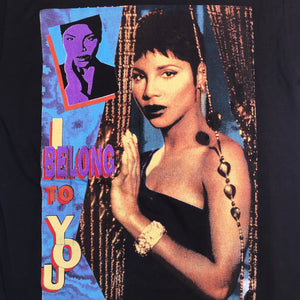 "Vintage Toni Braxton ""I Belong To You"" T-Shirt"