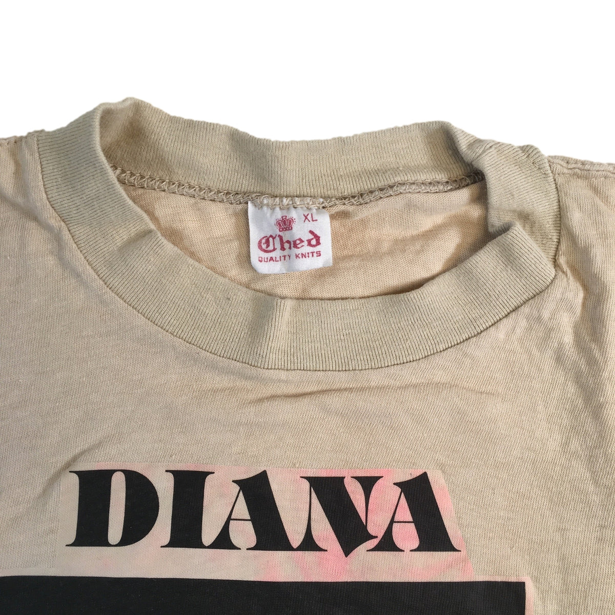 "Vintage Diana Ross ""Love Hangover"" T-Shirt"