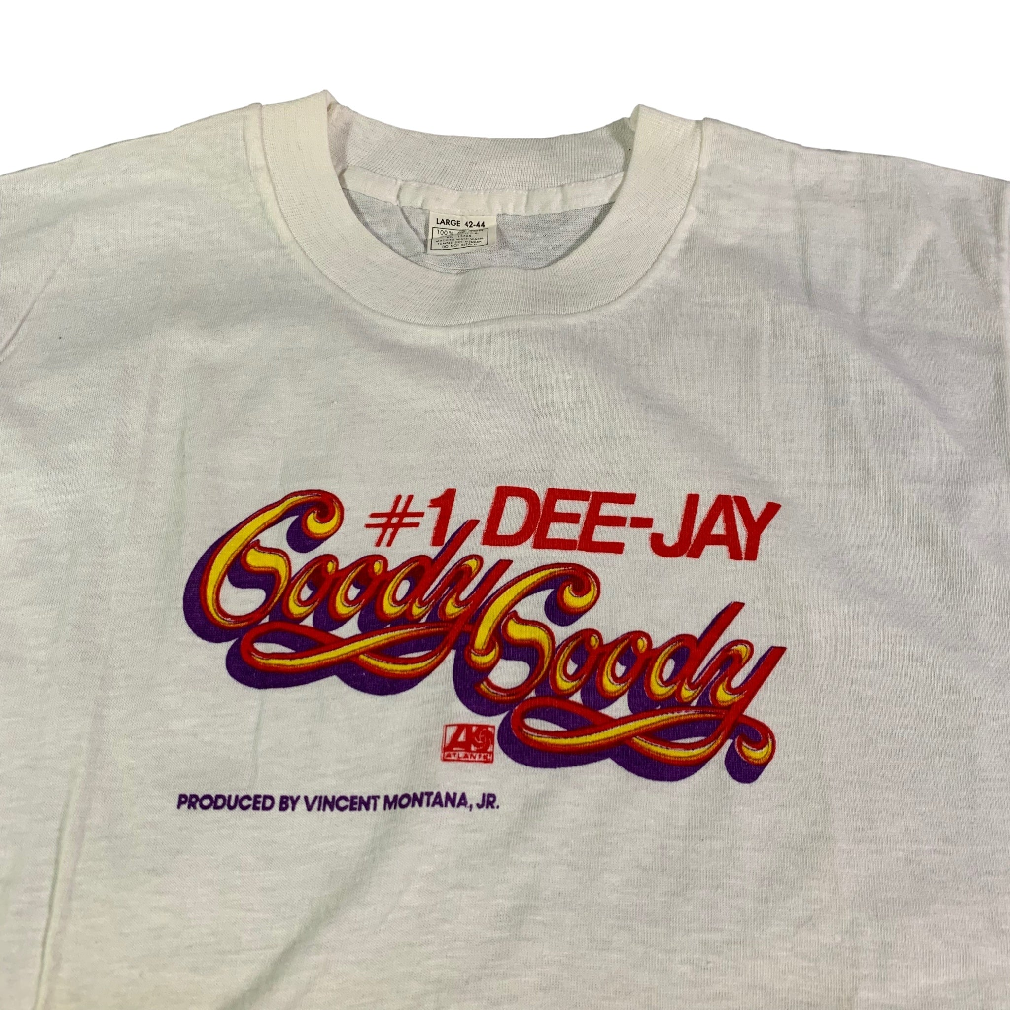 "Vintage Goody Goody ""#1 Dee-Jay"" T-Shirt"