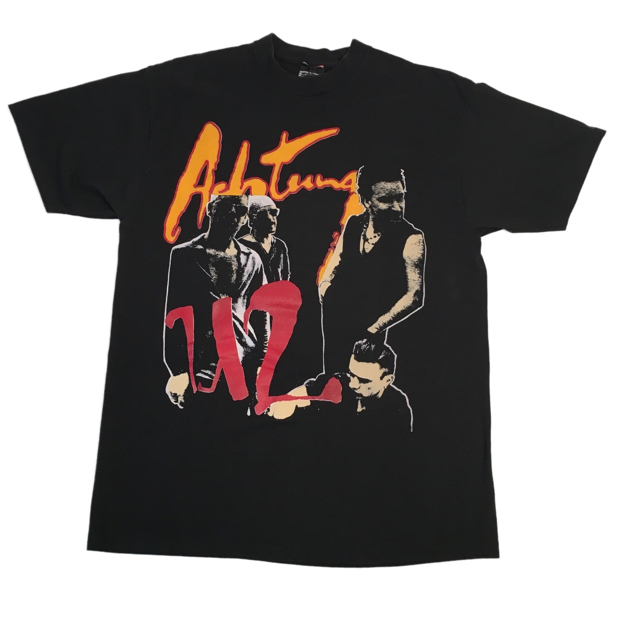 "Vintage U2 ""Achtung Baby"" T-Shirt"