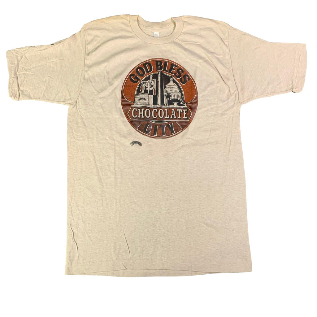 "Vintage Parliament ""Chocolate City"" Casablanca T-Shirt"