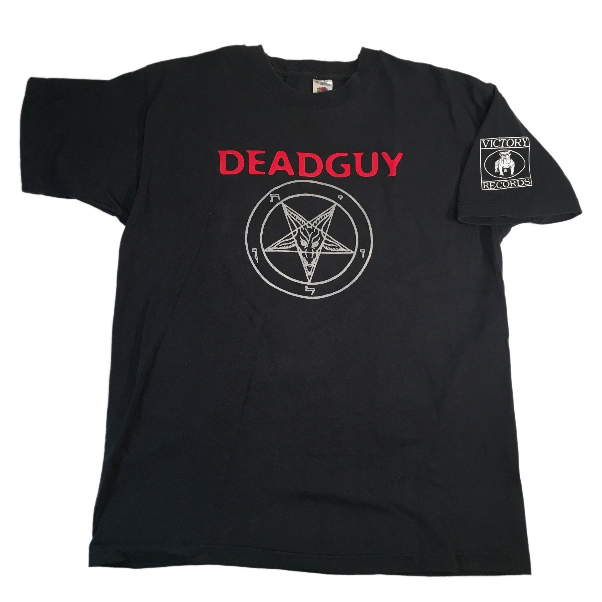 "Vintage Deadguy ""Death To False Metal"" T-Shirt"