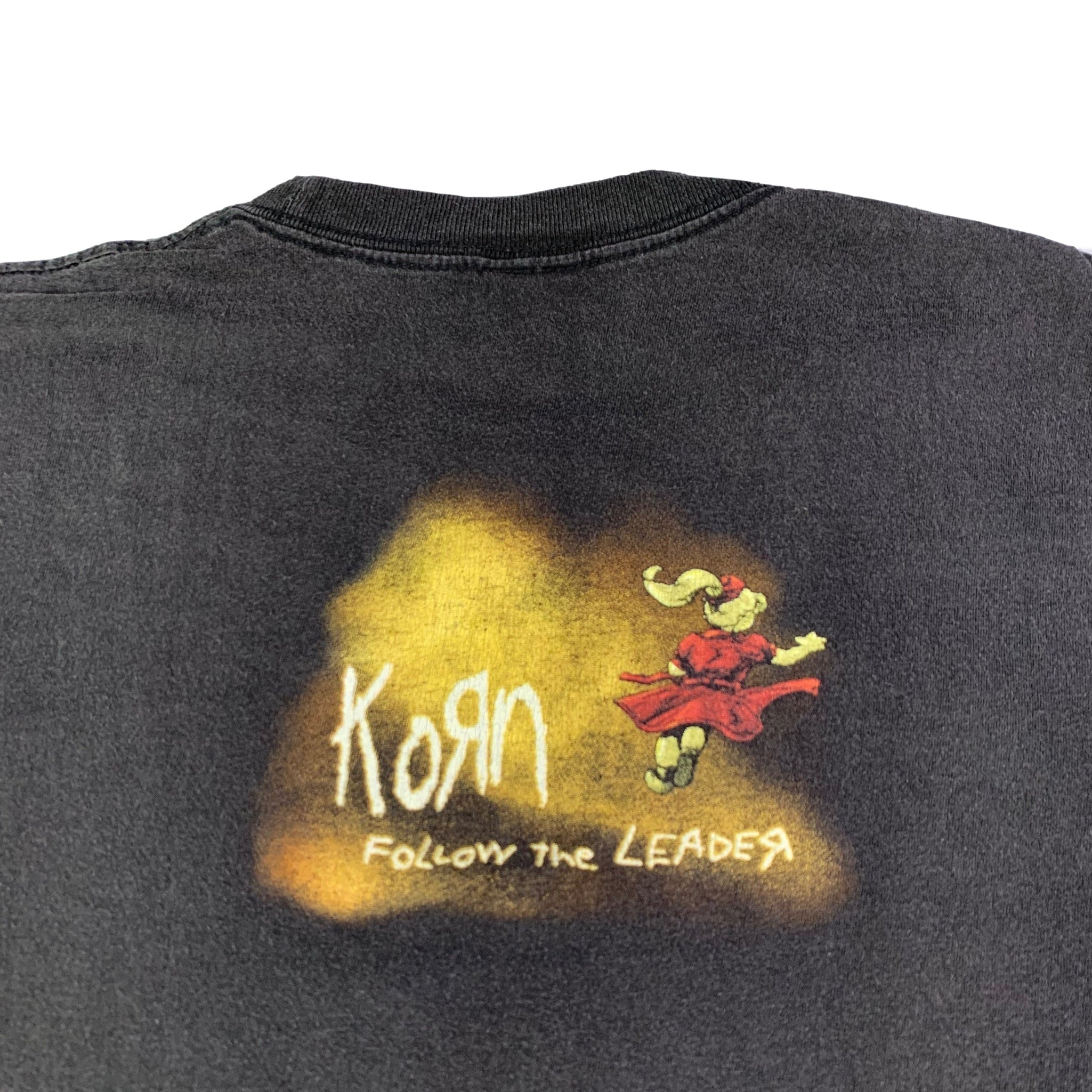 "Vintage Korn ""Follow The Leader"" T-Shirt"