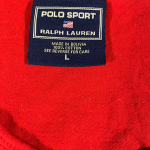 "Vintage Ralph Lauren Polo Sport ""US-67"" Tank Top"
