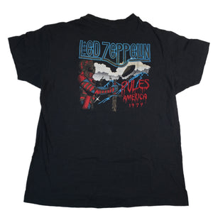 "Vintage Led Zeppelin ""Rules America"" T-Shirt"