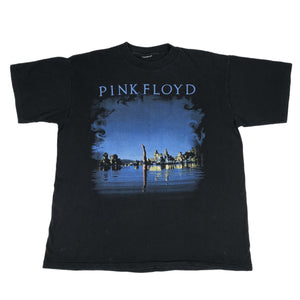 "Vintage Pink Floyd ""Wish You Were Here"" T-Shirt"