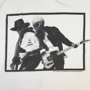 "Vintage Bruce Springsteen ""Born To Run Alien"" T-Shirt"