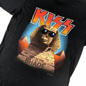 "Vintage KISS ""Hot In The Shade"" T-Shirt"