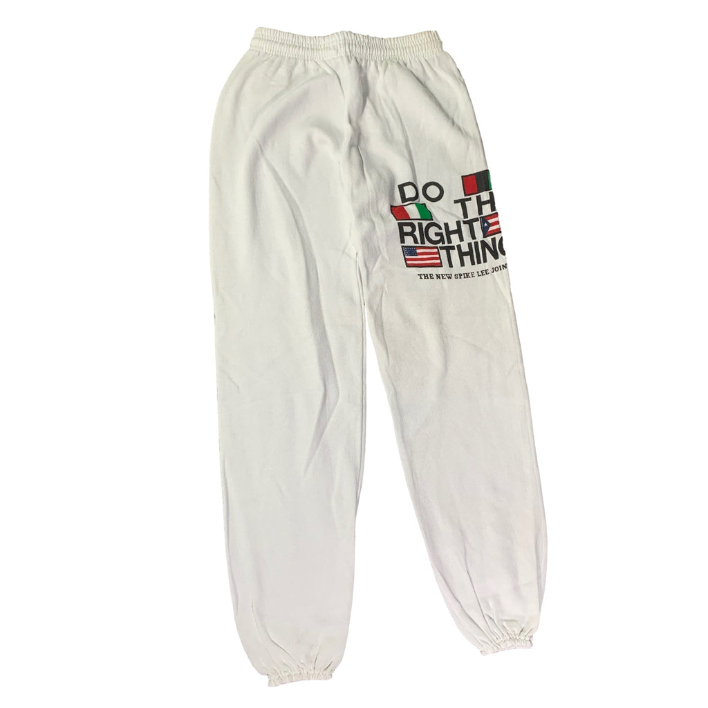 "Vintage Do The Right Thing ""A Spike Lee Joint"" Kid's Sweatpants"