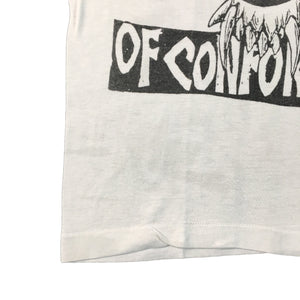 "Vintage Corrosion Of Conformity ""Logo"" T-Shirt"