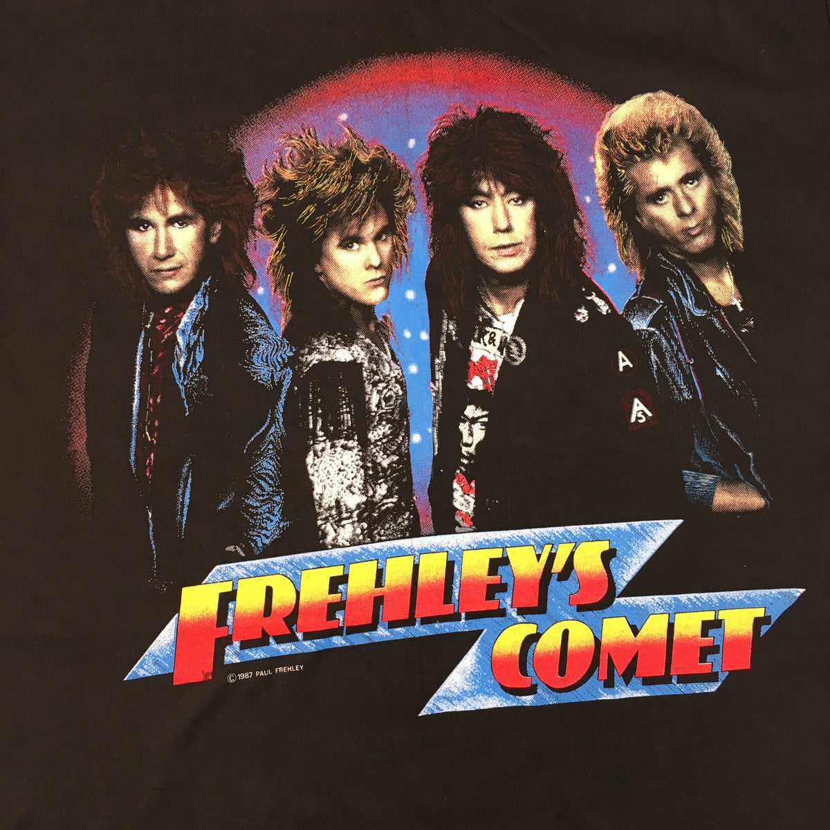 "Vintage Frehley's Comet ""Second Sighting"" T-Shirt"