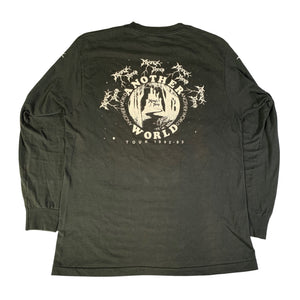 "Vintage Mystic Force ""Another World"" Long Sleeve Shirt"