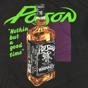 "Vintage Poison ""Nothin But A Good Time"" T-Shirt"