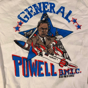 "Vintage General Powell ""B.M.I.C."" Crewneck Sweatshirt"