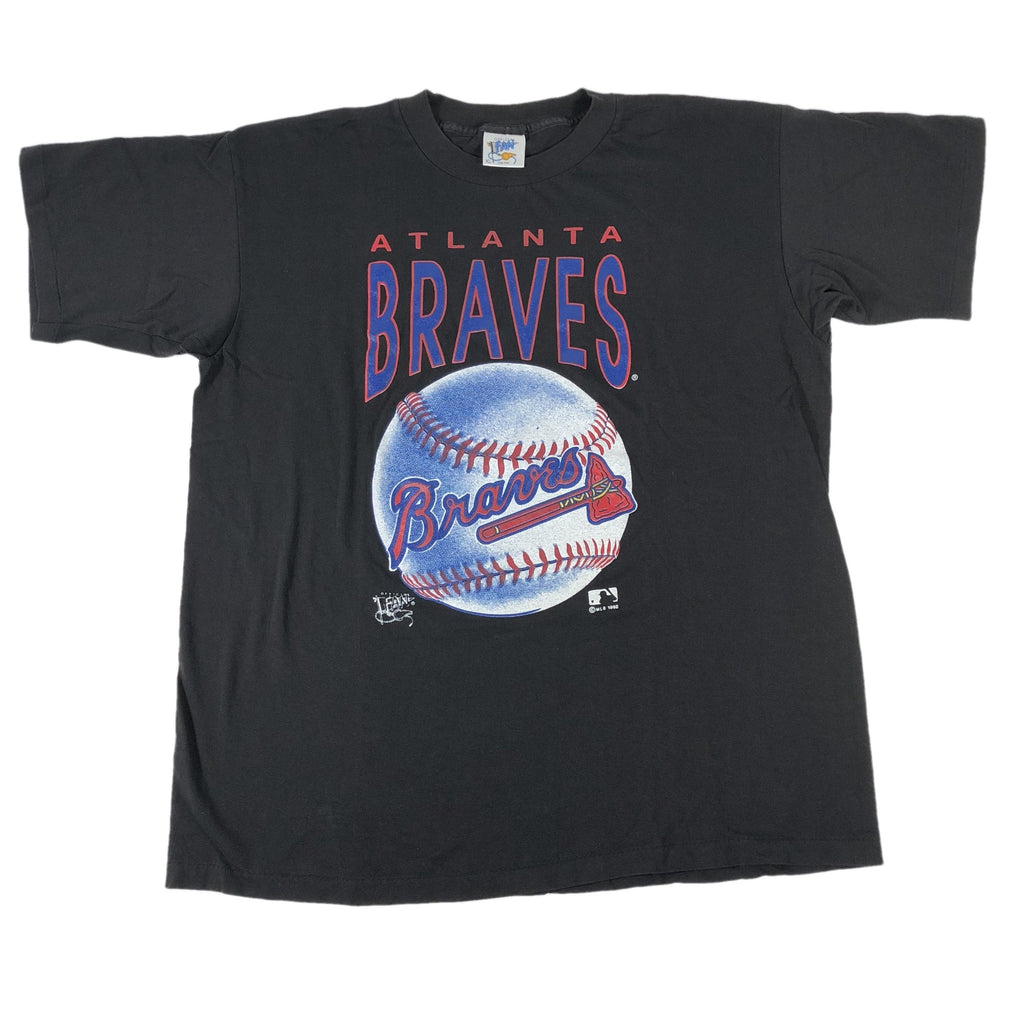 "Vintage Atlanta Braves ""Big Baseball"" T-Shirt"