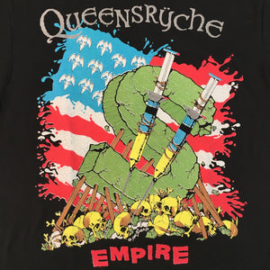 "Vintage Queensryche ""Empire"" T-Shirt"