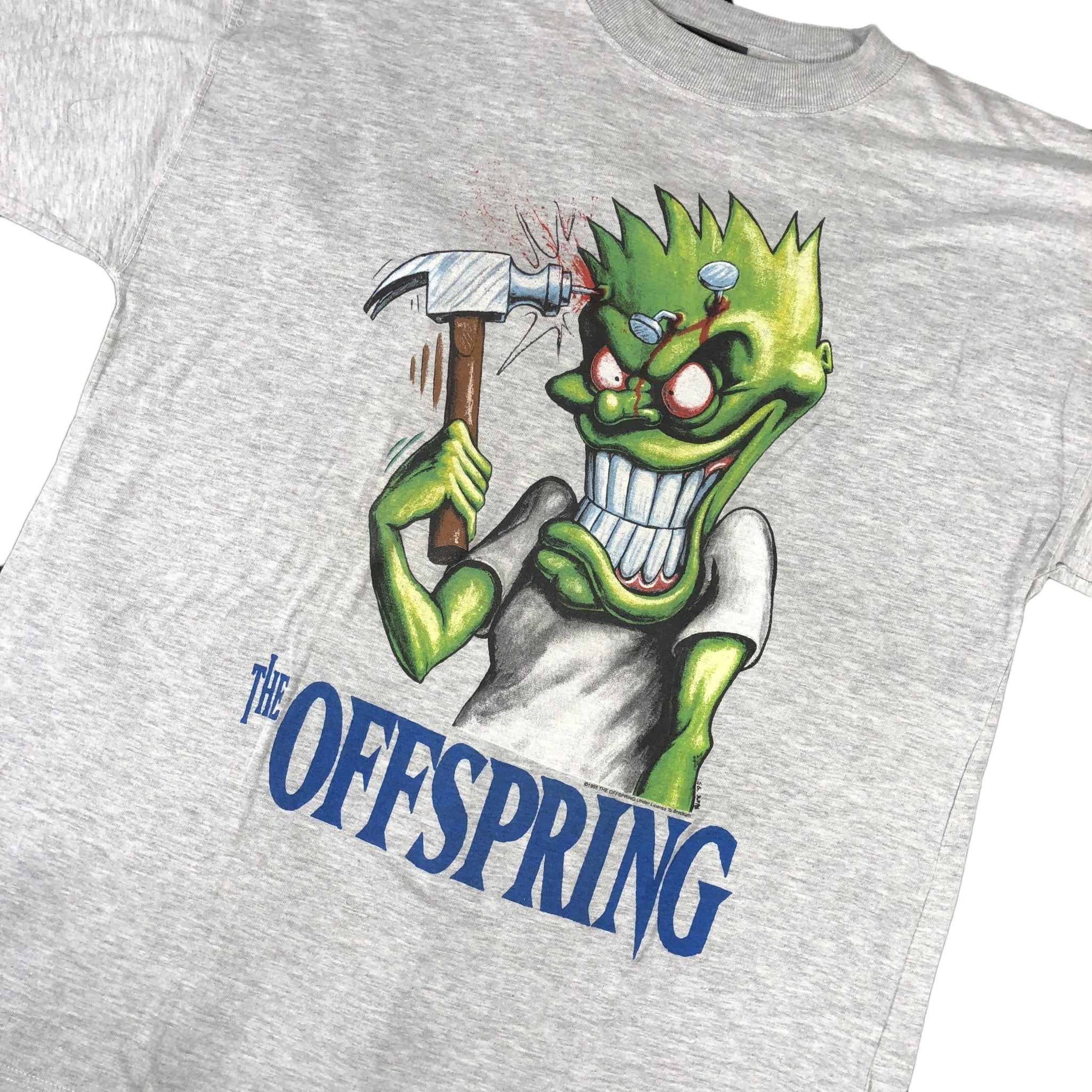 "Vintage The Offspring ""Hammered"" T-Shirt - jointcustodydc"