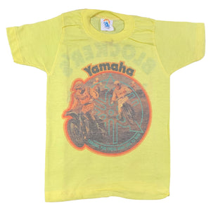 "Vintage Kid's Yamaha ""For Those Who Like To Win"" T-Shirt"