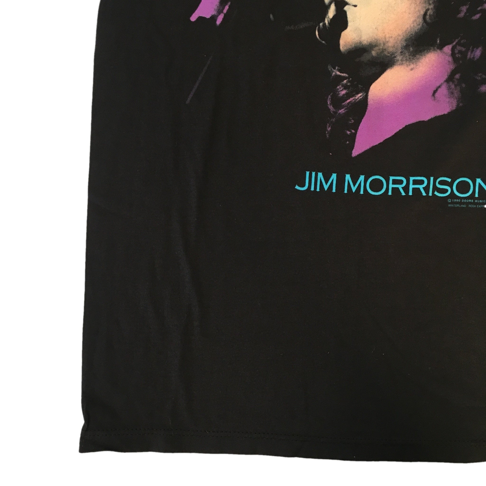 "Vintage The Doors ""Dance On Fire"" T-Shirt"
