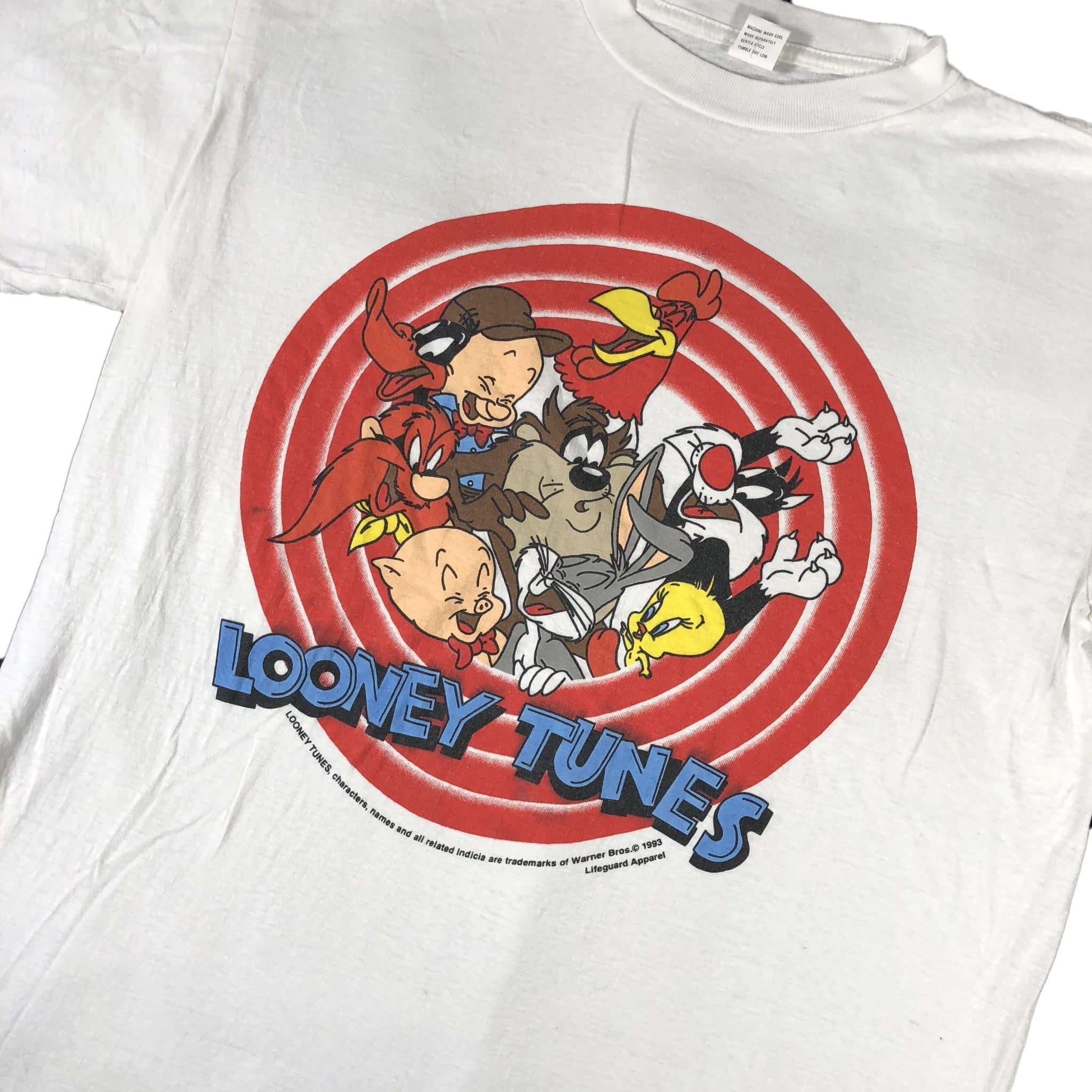 "Vintage Looney Tunes ""Logo"" T-Shirt"