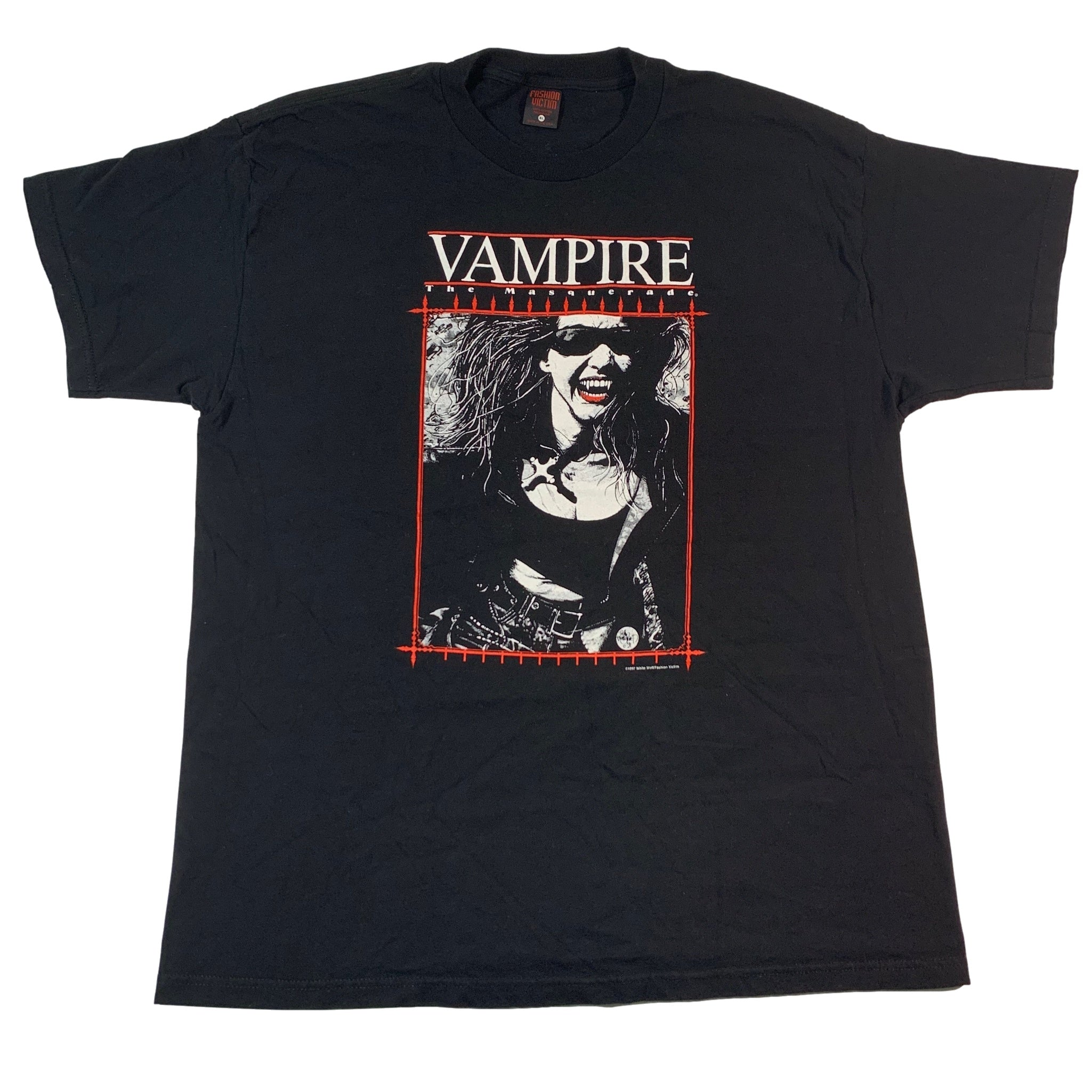 "Vintage Vampire ""The Masquerade"" T-Shirt"