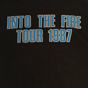 "Vintage Bryan Adams ""Into The Fire"" T-Shirt"