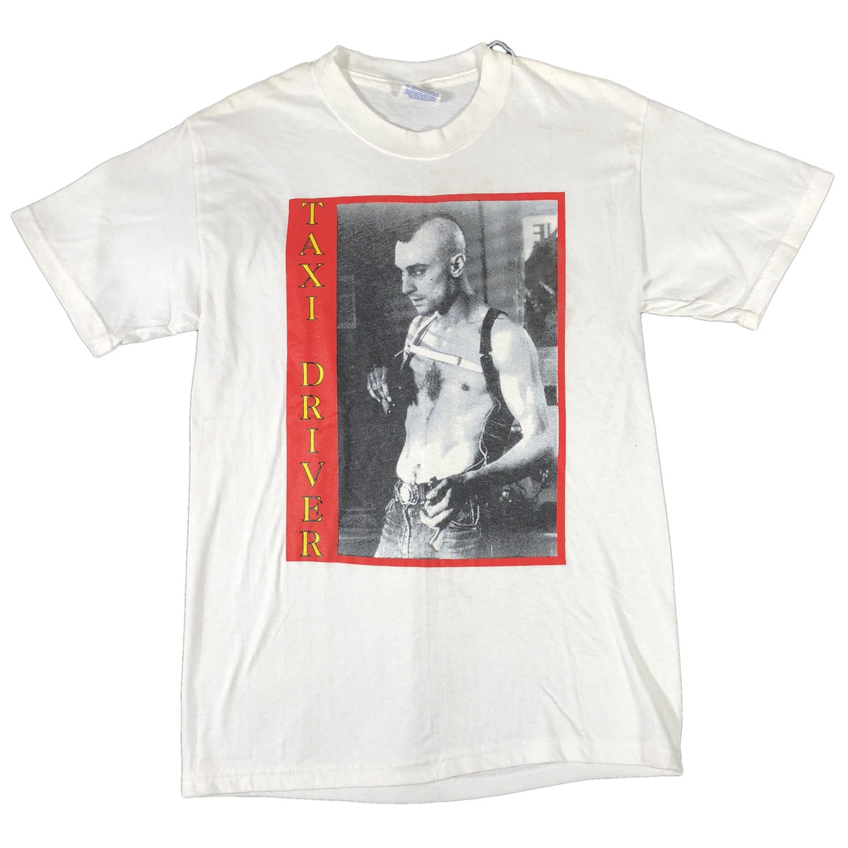 "Vintage Taxi Driver ""Photo"" T-Shirt - jointcustodydc"