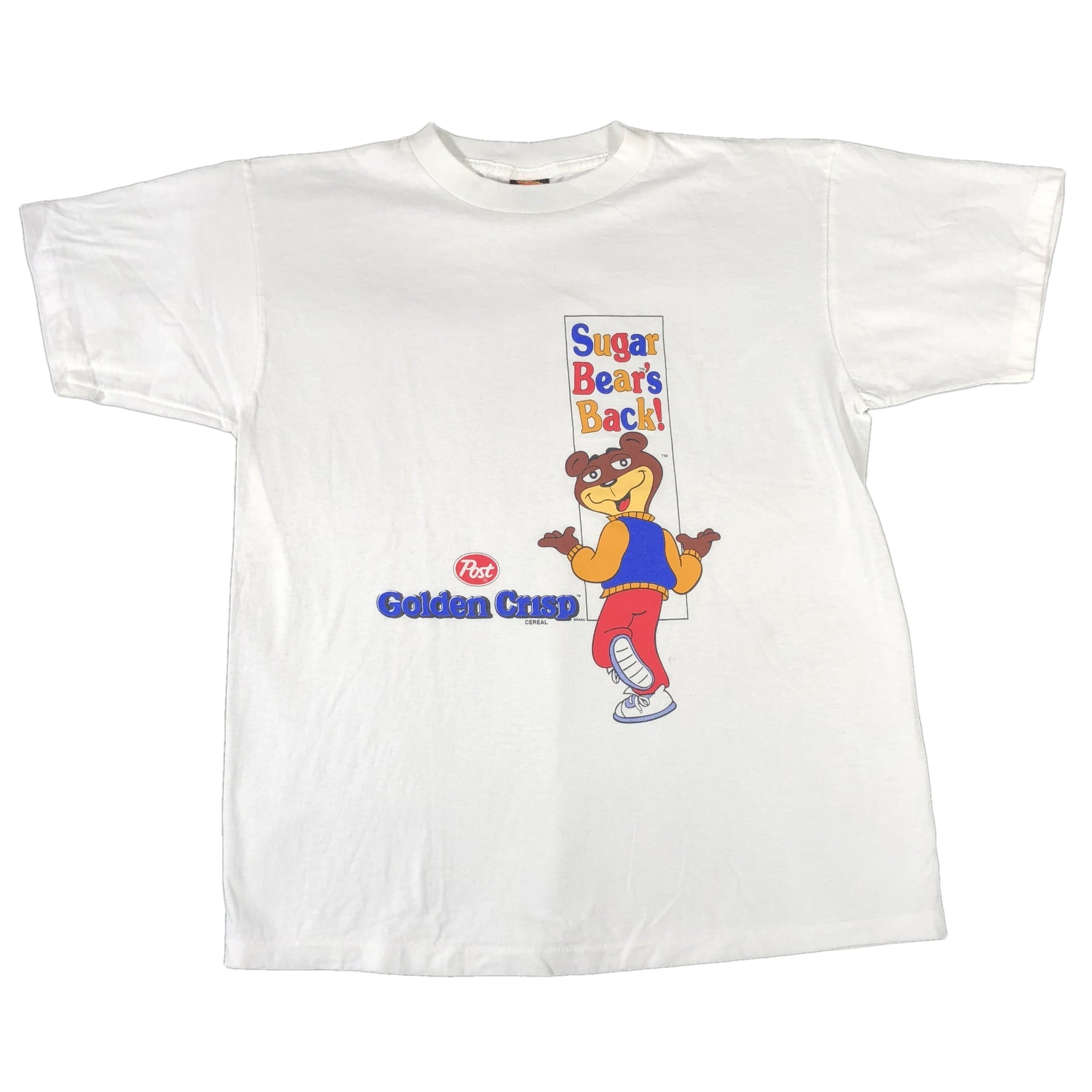 "Vintage Golden Crisp ""Sugar Bear's Back!"" T-Shirt"