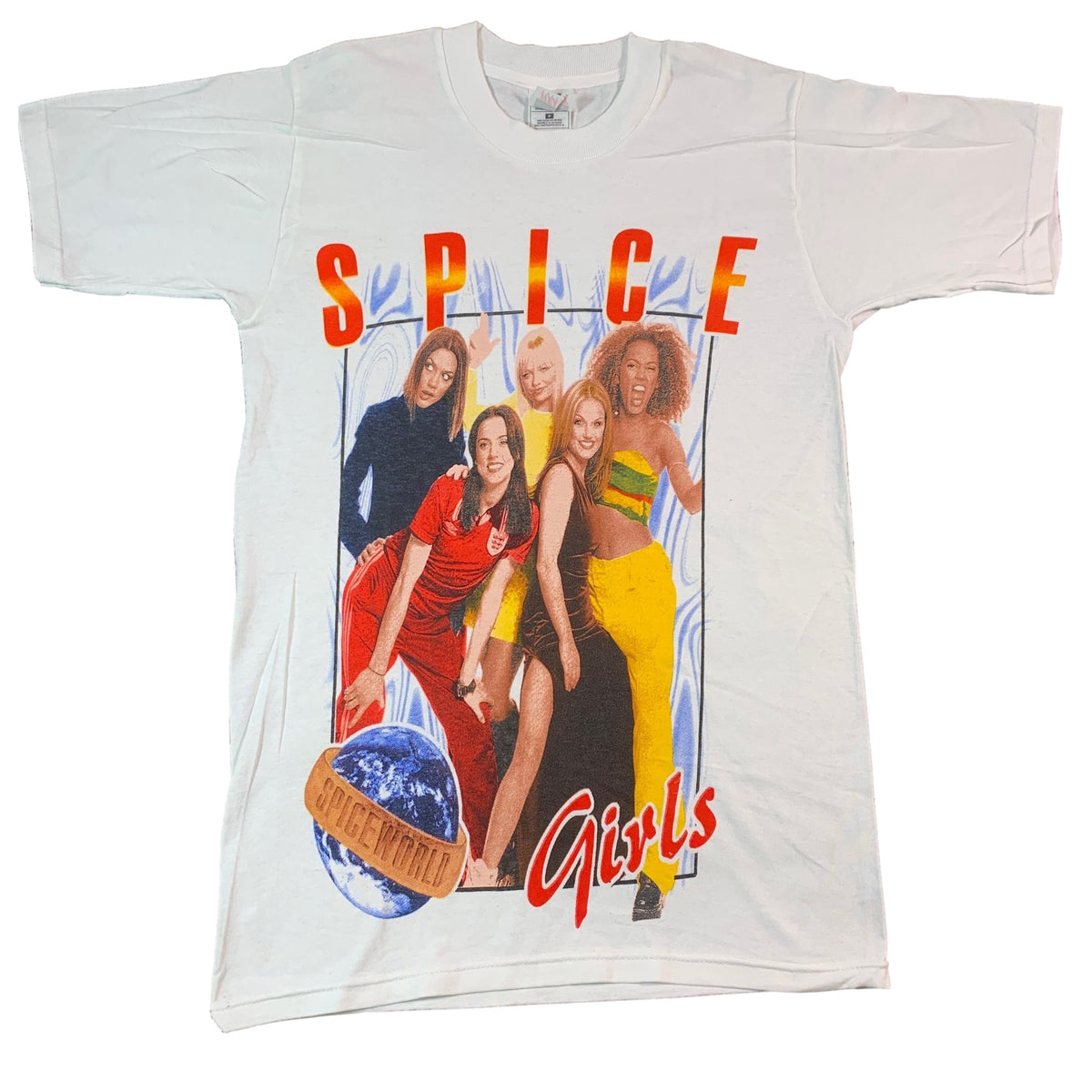 "Vintage Spice Girls ""Spice World"" T-Shirt"