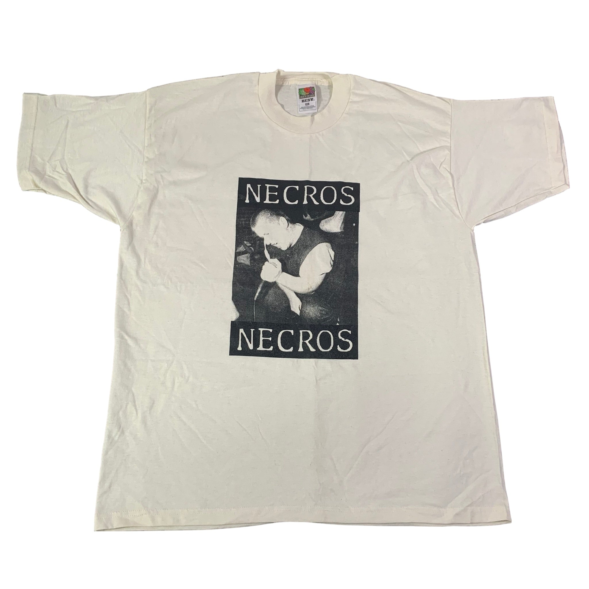 "Vintage Necros ""Touch And Go"" T-Shirt"