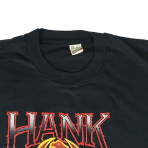 "Vintage Hank WIlliams JR ""Fan Club"" T-Shirt"