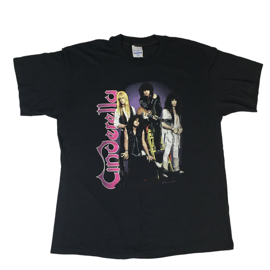 "Vintage Cinderella ""Long Cold Winter"" T-Shirt"