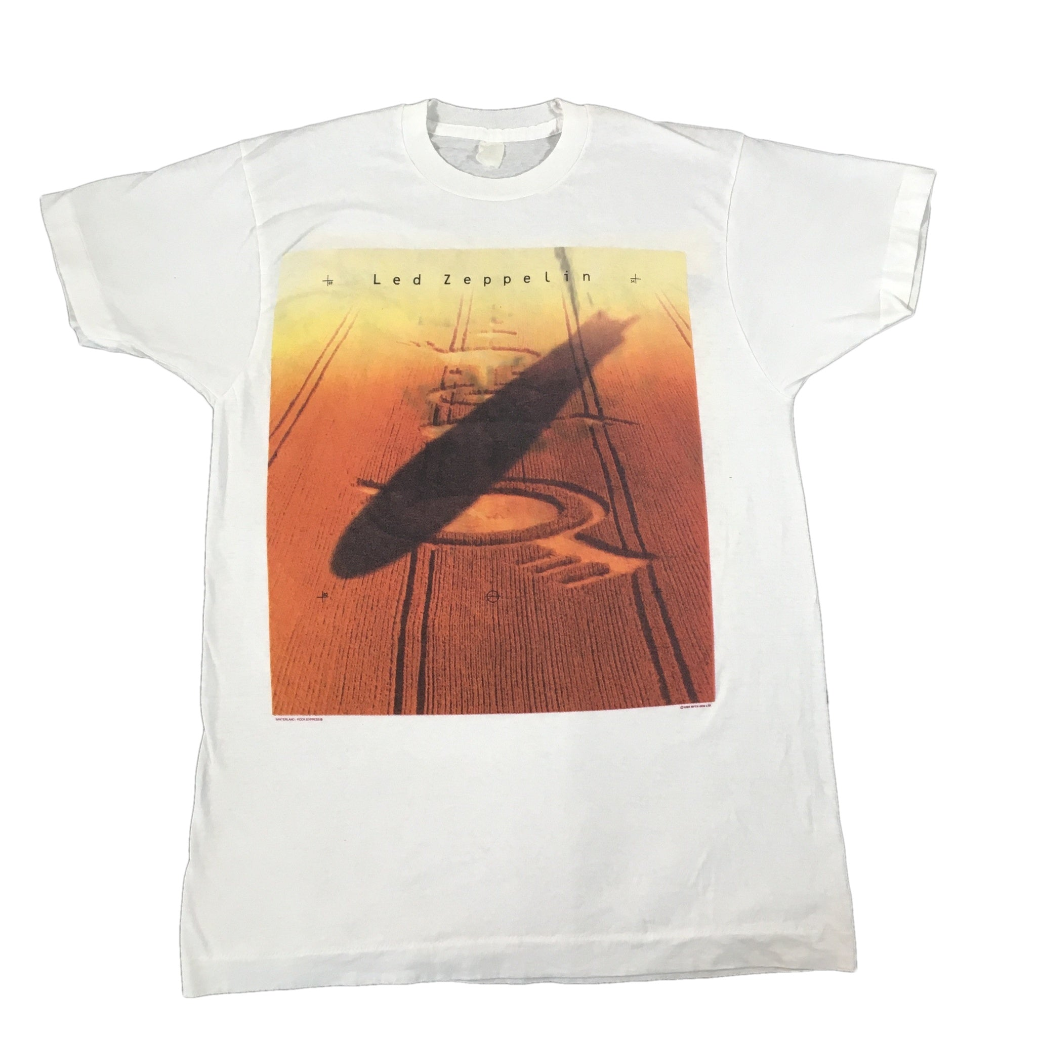 "Vintage Led Zeppelin ""1990"" T-Shirt"