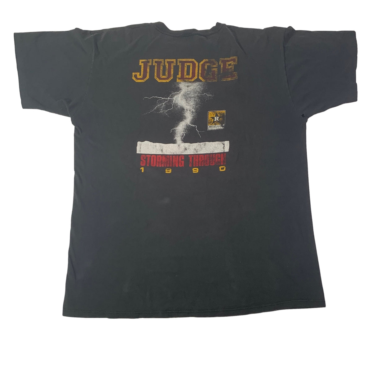 "Vintage Judge ""Storming Through"" T-Shirt"