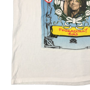 "Vintage Robert Plant ""Fundamentally Yours"" T-Shirt"