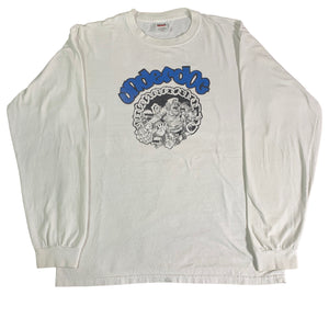 "Vintage Underdog ""Logo"" Long Sleeve Shirt"
