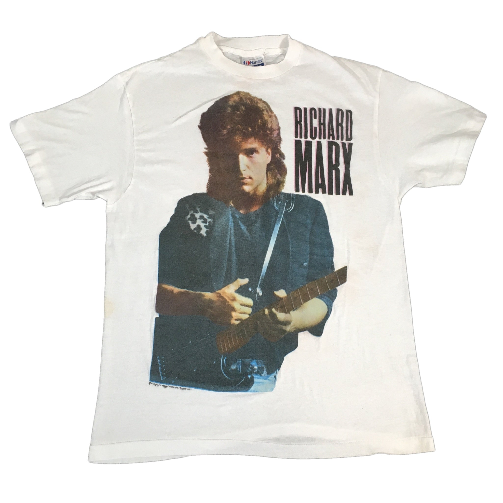 "Vintage Richard Marx ""Don't Mean Nothing"" T-Shirt"